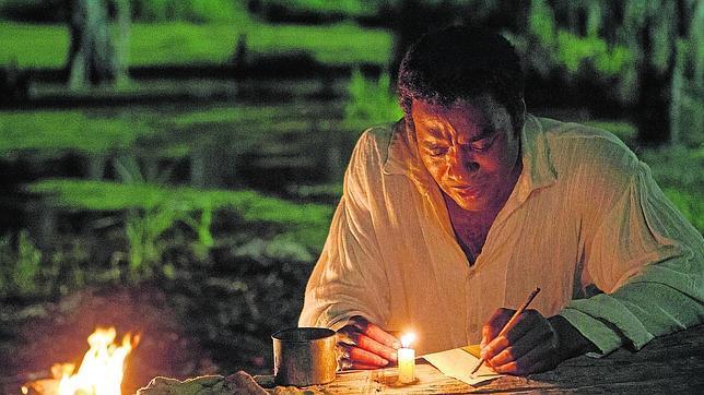 Escena de «12 años de esclavitud», de Steve McQueen.
