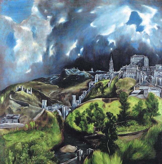 El Greco 2014, el año del griego de Toledo
