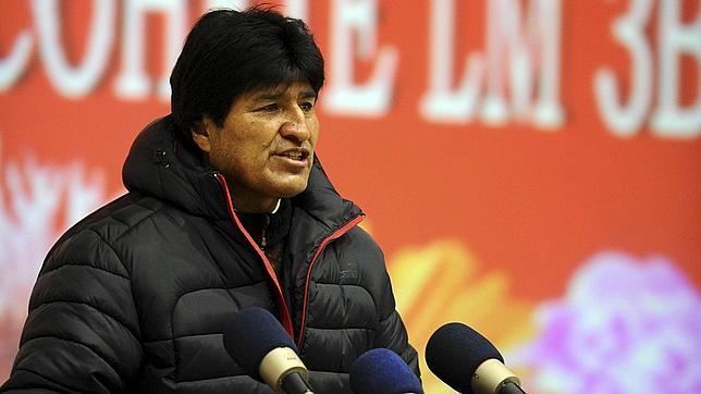 Evo Morales defiende el trabajo infantil