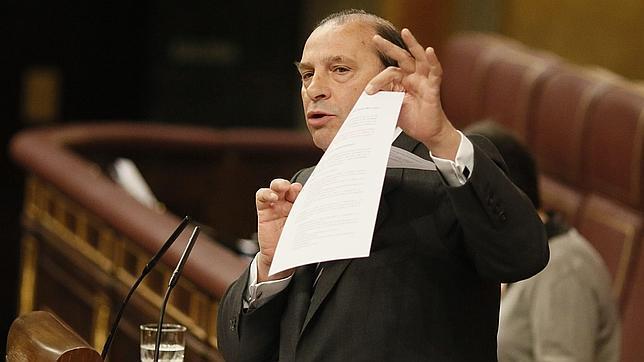 Pujalte acusa a Rubalcaba de usar el aborto para «reivindicarse otra vez ante los suyos»