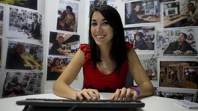 Alma Obregón: «Mi sueño es poner en marcha una pastelería y espero poder hacerlo en 2014»