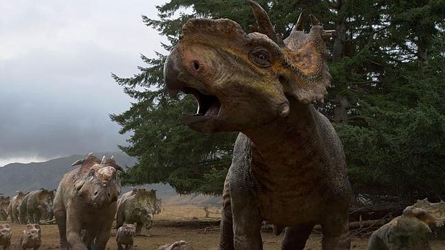 Los errores de la película «Caminando entre dinosaurios» y otros filmes prehistóricos