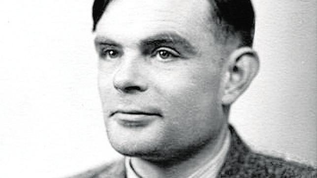 Turing, indultado 59 años después