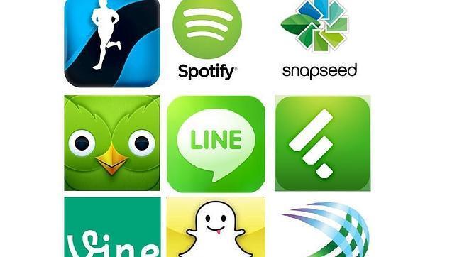 Las mejores «apps» del año 2013