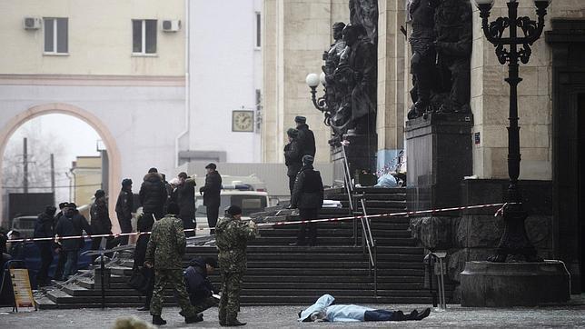 Una terrorista suicida provoca al menos 16 muertos en una estación de tren en Rusia