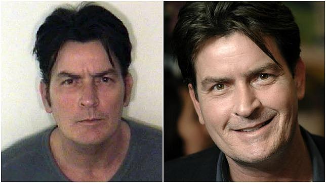 Charlie Sheen: las dos caras del polémico actor