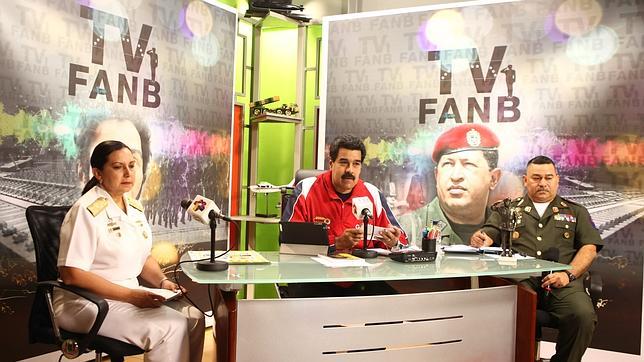 Maduro arremete contra ABC por contar la verdad sobre Venezuela