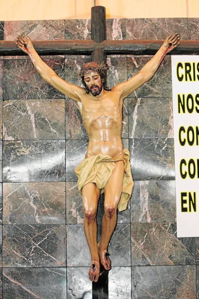 El Obispado aprueba definitivamente la hermandad del Cristo de las Lágrimas