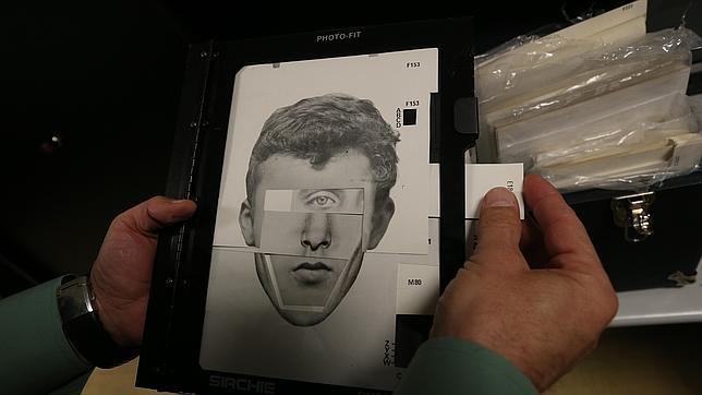 En busca del criminal: así se elabora un retrato robot