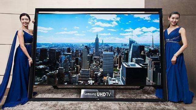 Samsung lanza un televisor de 110 pulgadas, el más grande del mundo