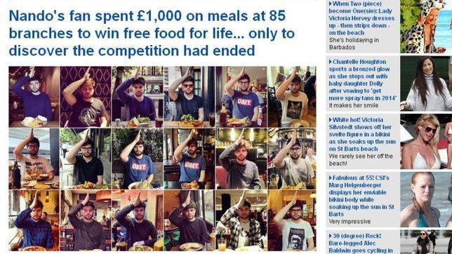 Gasta 1.200 euros en un concurso y descubre que la promoción había terminado hace dos años