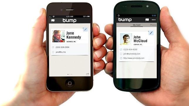Google cierra la aplicación Bump tres meses después de comprarla