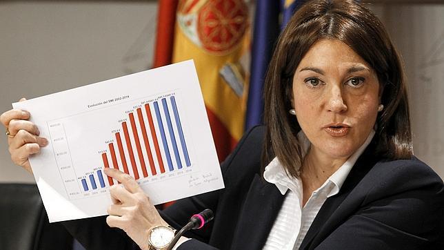 El PSOE pide la comparecencia de siete ministros en el Congreso para el mes de enero
