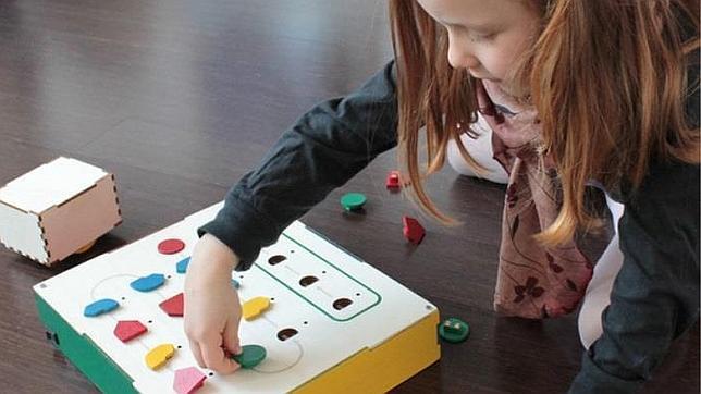 Primo, un juguete para que niños aprendan a programar fácilmente