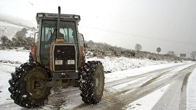 2013: Un año trágico sobre el tractor