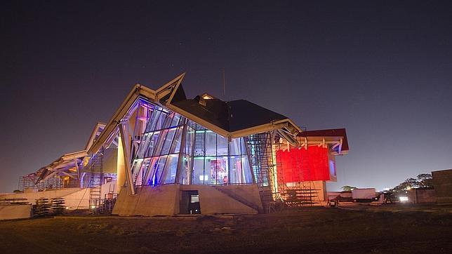 Nuevo Biomuseo en Panamá