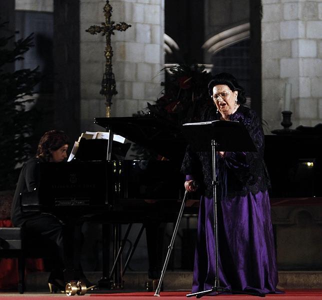 Emociones líricas con Montserrat Caballé