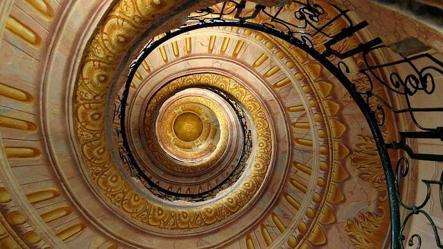 Las escaleras antiguas más bellas y originales del mundo