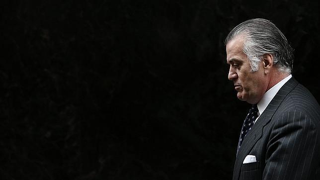 Luis Bárcenas, extesorero del PP
