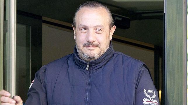 El principal imputado en la llamada «'Operación Campeón», Jorge Dorribo