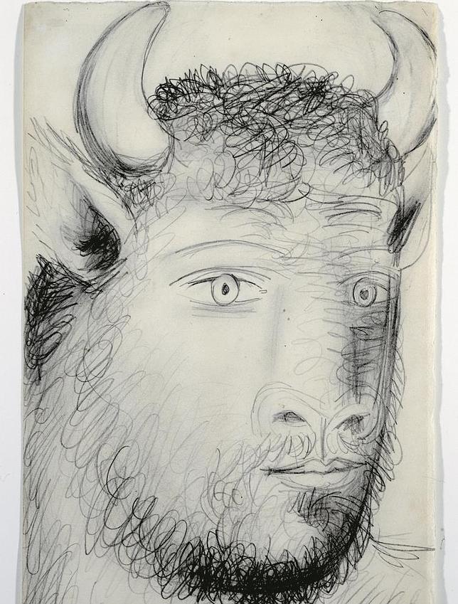 Picasso: «El toro soy yo»