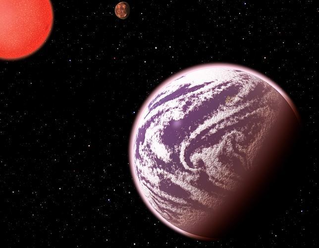 Descubren un planeta gaseoso con la masa de la Tierra