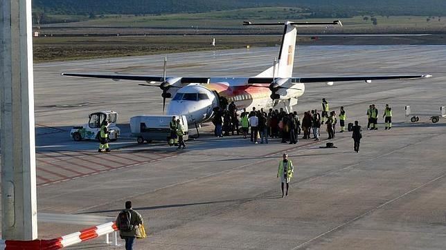 El aeropuerto de Ciudad Real, más cerca de encontrar una salida