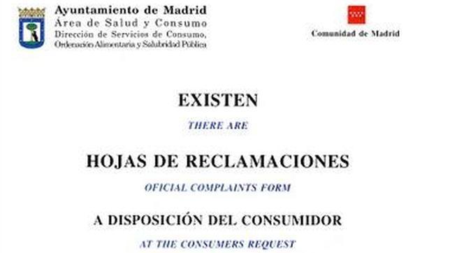 Consejos para ir de rebajas en Madrid