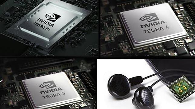 CES 2014: Nvidia anuncia el Tegra K1, un procesador para «smartphones» de 192 núcleos