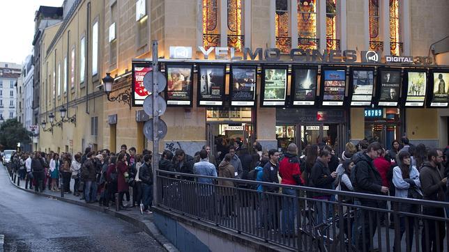 Los miércoles será más barato ir al cine