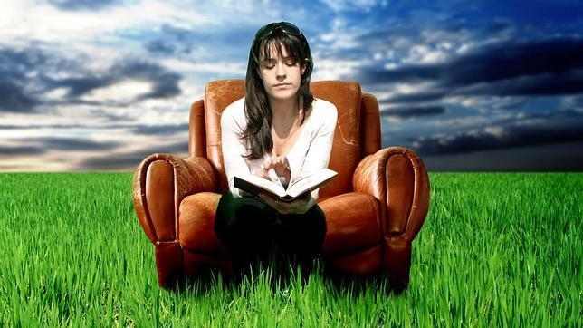 Las novelas que leemos dejan huella en el cerebro