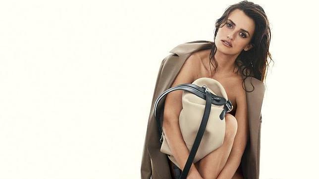 Penélope Cruz Se Desnuda Para Loewe