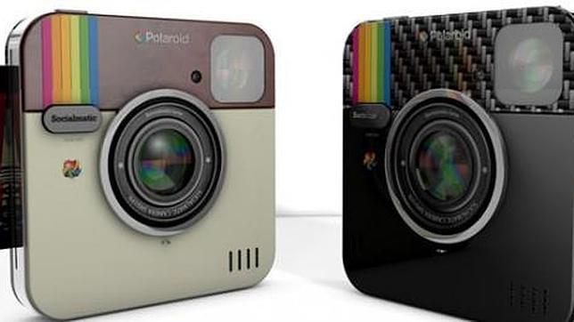 CES 2014: Polaroid Socialmatic, la nueva «cámara social» para compartir cada instante
