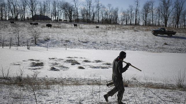 El asesor en ciencia de Obama vincula la ola de frío polar en EE.UU. con el cambio climático