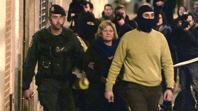 Arantza Zulueta, la «hiena» temida por los presos de ETA
