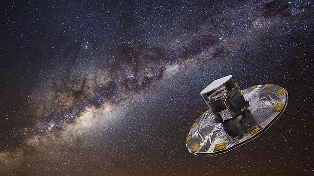 Por fin, un mapa tridimensional de la Vía Láctea