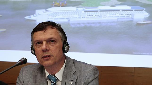 El Costa Concordia será remolcado en junio