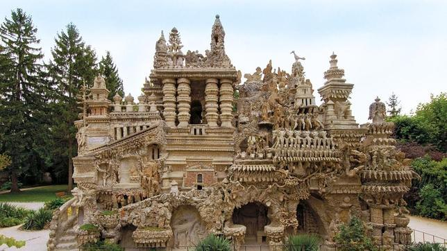 El Palacio Ideal de Ferdinand Cheval
