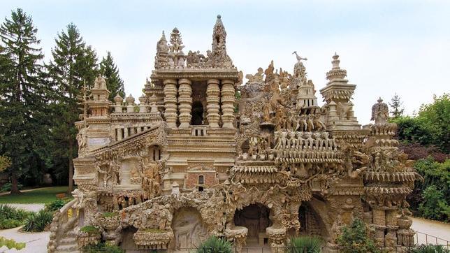 El Palacio Ideal de Ferdinand Cheval
