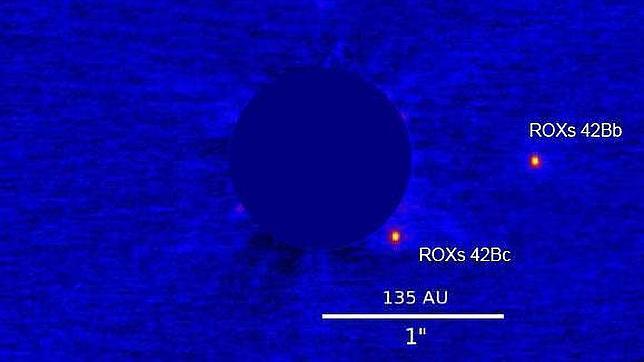 Descubren un raro objeto mitad estrella, mitad planeta