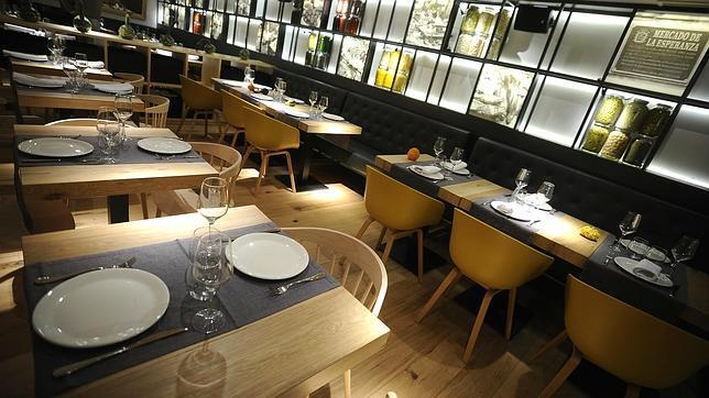 Los diez mejores restaurantes de madrid abiertos en 2013 - Restaurante la maruca ...