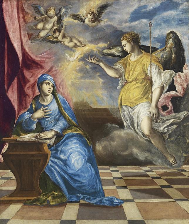 thyssen3  644x762 Aperitivo del Año El Greco en el Thyssen   ABC.es