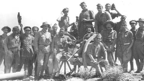 Desembarco en Alhucemas, el «Día D» de las tropas españolas en el norte de África