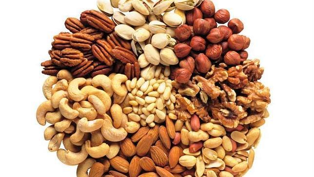 Tomar frutos secos reduce el riesgo de sufrir obesidad