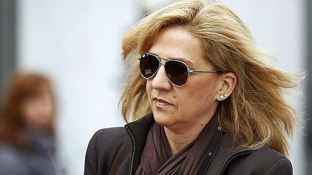 El juez Castro adelanta la comparecencia de la Infanta Cristina al 8 de febrero