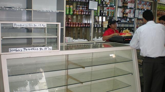 No hay pan en Venezuela por la falta de harina