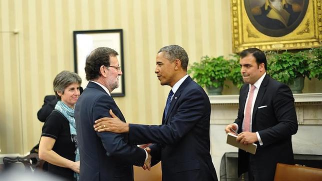 ¿Cuánto mide Mariano Rajoy? - Altura - Real height Rajoy-obama-washington--644x362