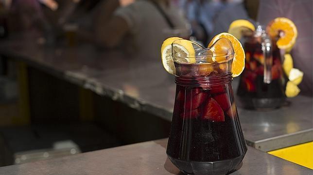 La denominación «sangría» solo podrá ser utilizada para vinos de España y Portugal