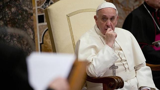 El Papa denuncia los «laicos, sacerdotes y obispos corruptos que se aprovechan de su situación»