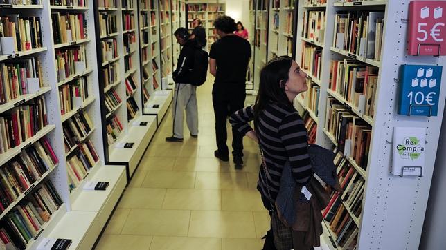 Las ventas de libros descienden un 15% y la industria suma el sexto año de caída